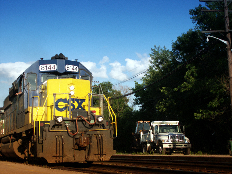 CSX 8144