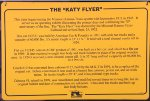 "MKT 311 - The ""KATY"" Flyer"