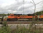 BNSF SD70ACe 9223