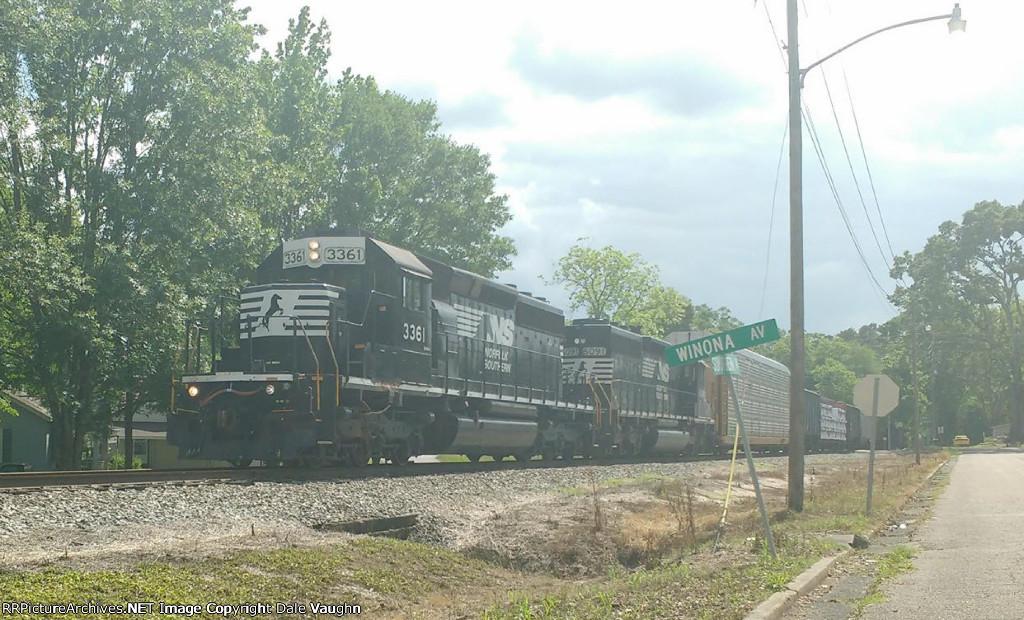 NS 3361 & NS 6091