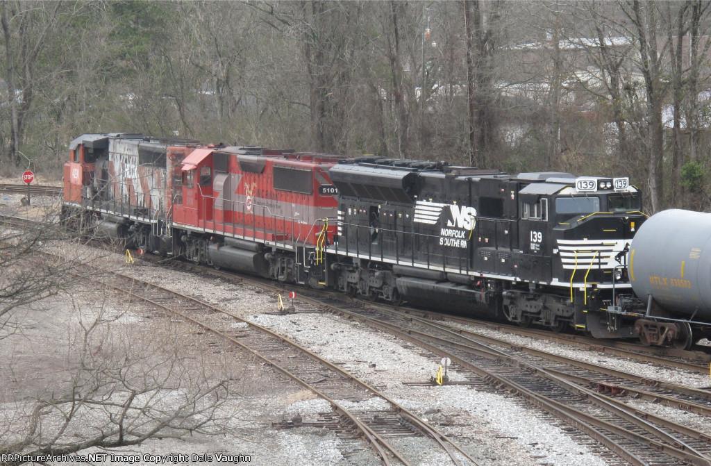 NS 139