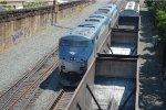 Amtrak Power Move