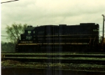 Ex-Seaboard Locomotive