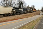NS 9512  on NS 54g by Fox Rd