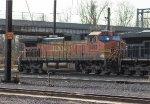 BNSF C44-9W #5493