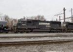 NS SD70 #2551