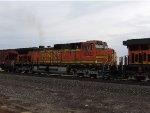 BNSF C44-9W 5022