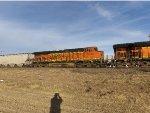 BNSF ES44C4 6846