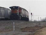 BNSF C44-9W 969