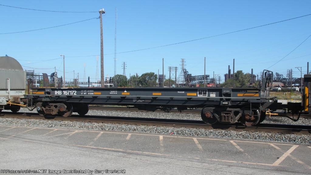 IHB 167172 - Indiana Harbor Belt