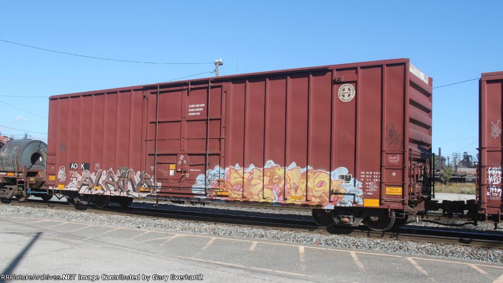 AOK 728118 - Arkansas-Oklahoma RR