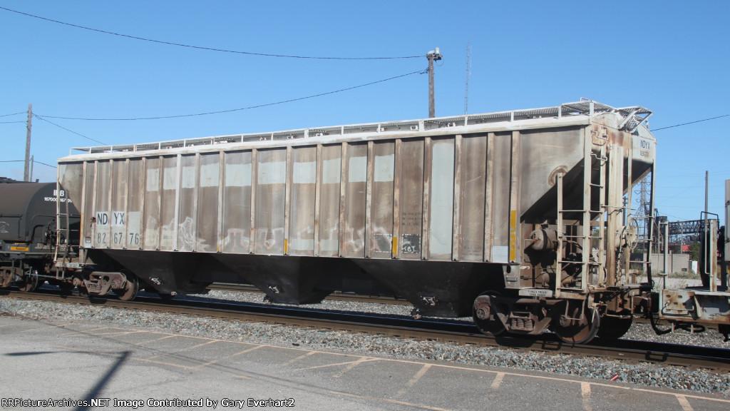 NDYX 826776 - Wells Fargo Rail Corp