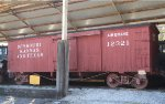 MKT 12321 - Missouri, Kansas & Texas Boxcar