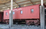 MKT 12321 - Missouri, Kansas & Texas Caboose