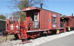 MP 13889 - Missouri Pacific Caboose