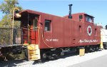 NP 1082 - Northern Pacific Caboose