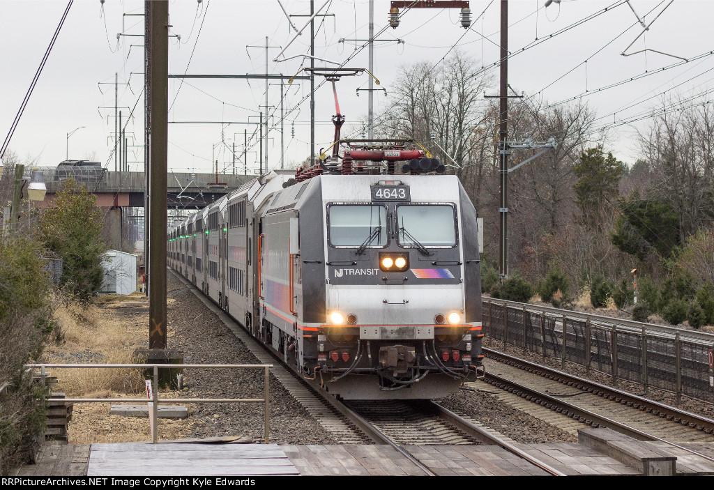 NJT ALP-46 #4643