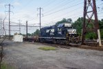 NS GP38-2 #5302 on YPMO-33