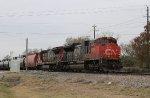 Oil train DPUs