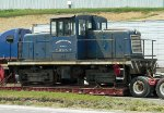 GE 50-ton switcher