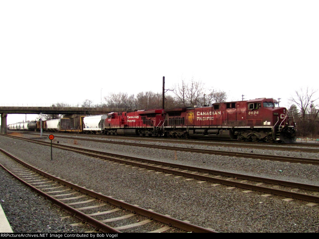 CP 8626 and 8731