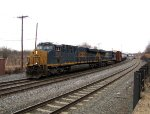 CSX 3130 and 5489