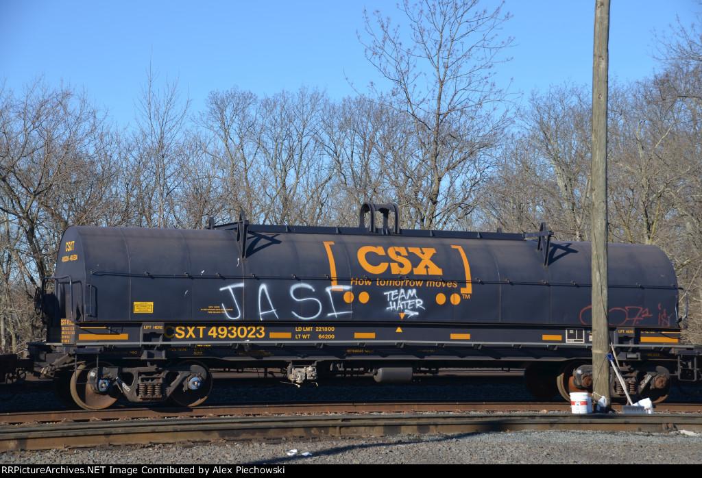 CSX 493023