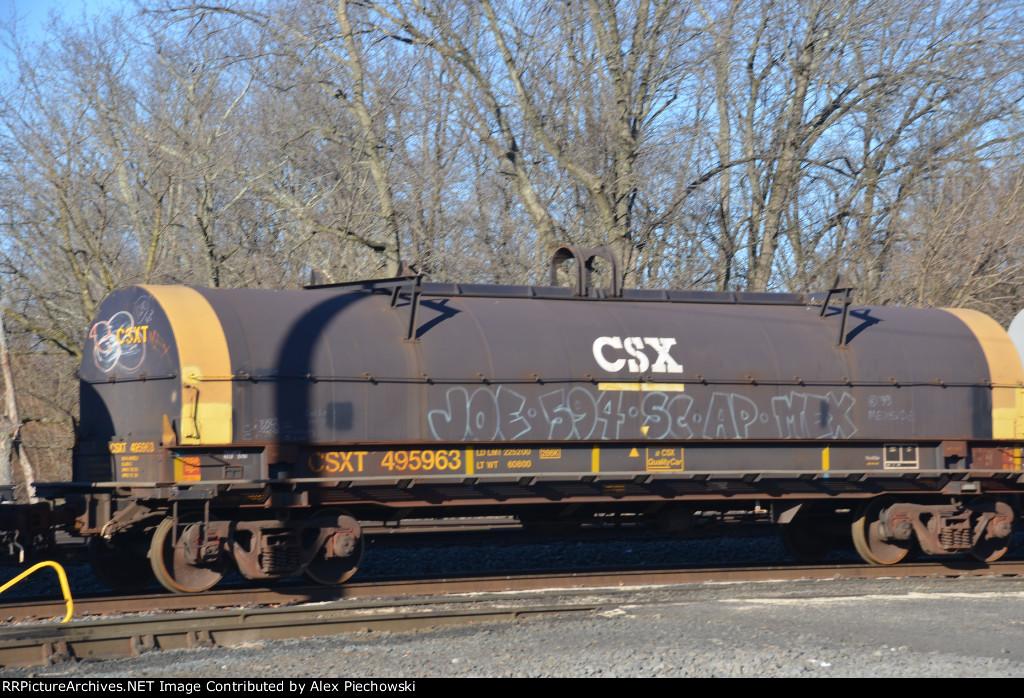 CSX 495963