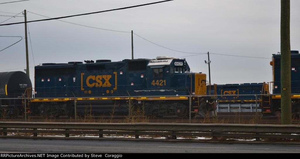 CSX 4421