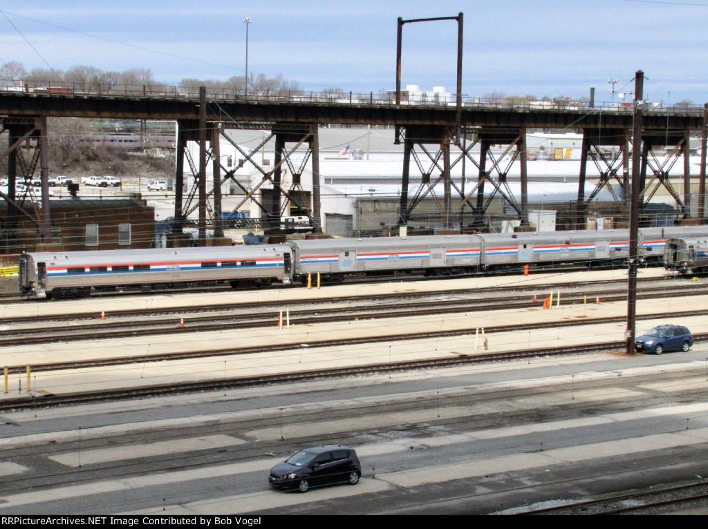 Amtrak Exhibit Train