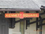 Kennett Square Keystone Station Sign
