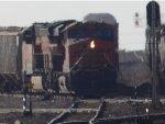 BNSF ES44C4 6569