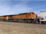 BNSF C44-9W 4989