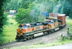 BNSF SB Intermodal