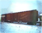 UP boxcar