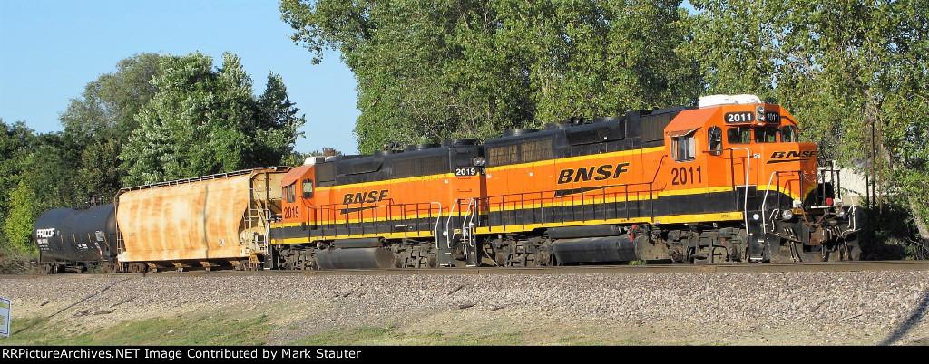 BNSF 2011 (17 September 2015)