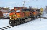 BNSF 4958 (09 February 2010)