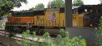 BNSF 2837 (10 July 2015)