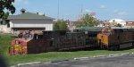 BNSF 661 (27 August 2011)