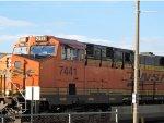 BNSF 7441 (31 May 2014)