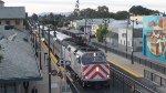JPBX 918 leads Caltrain 282