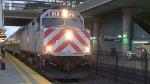 JPBX 918 leads Caltrain 288