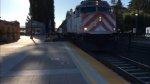 JPBX 910 leads Caltrain 284