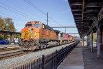 BNSF C44-9W #5233 on K140
