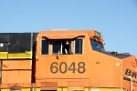 BNSF 6048 - Window Love