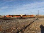 BNSF SD70ACes 9004 & 9032