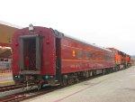 FRA Train at LAUPT