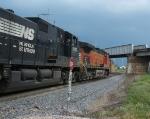 BNSF 4909