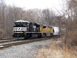 NS 7269 and UP 8762