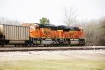 BNSF 9725 (DPU), 9000 (DPU)